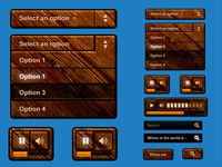 The Wooden Mac UI Pack