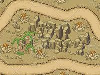 Tower Defence - Desert Elements