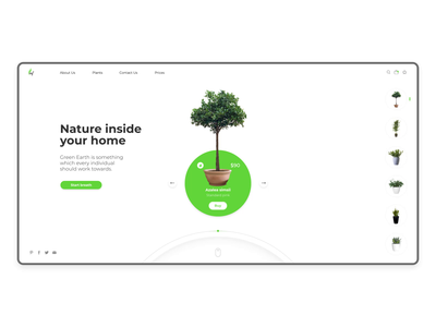 Green Earth - Healthy Life!