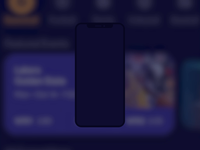 Betting app animation