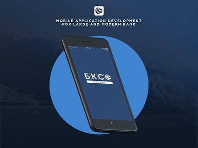 UI/UX Bank BKS Forex bks money finance user bank forex