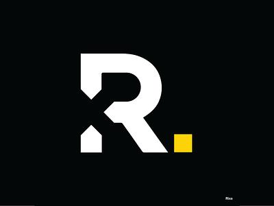 Rixa lyamindesign symbol logotype logomark graphicdesign logogrid logodesigns logoinspirations x logo x rixa izhevskdesigner logo design