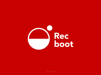Logotype rec boot