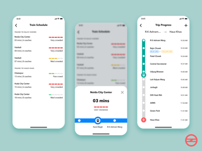 Delhi Metro App Part-2