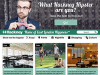 Hackney Hipster Concept