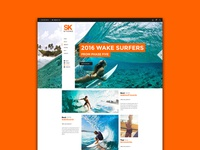 Sport and Athletes - Unique Shop PSD Template