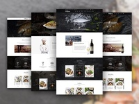 Gusteau | Elegant Food - Restaurant WordPress Theme