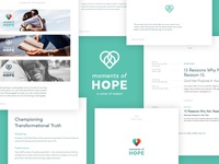 Moments of Hope Brand Guidelines