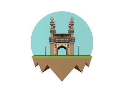 Charminar Hyderabad - INDIA