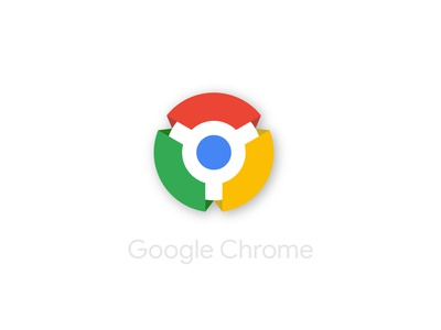 Chrome Icon - The Next Level chrome version chrome logo chrome icon logo google ad banner google adwords google ads the next level design make something everyday wallpaper good best freelance logotype icon dribbble googlechrome chrome google