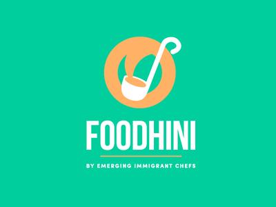 Foodhini Logo Version 1