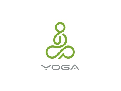 Yoga Logo by Sentavio - Dribbble