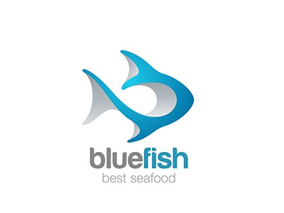 Sentavio logos bluefish