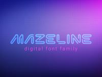 Mazeline Font Family