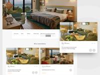 Luxury Resort — Website