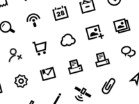 Unnamed Icon Set