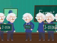 Multiplying of Einstein
