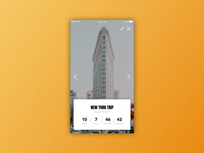 Daily UI Challenge 014: Countdown Timer countdown timer daily ui daily ui challenge 014 daily ui challenge design mobile ui timer countdown