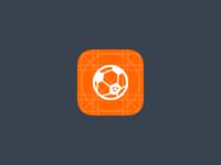 Soccer Prototype Icon
