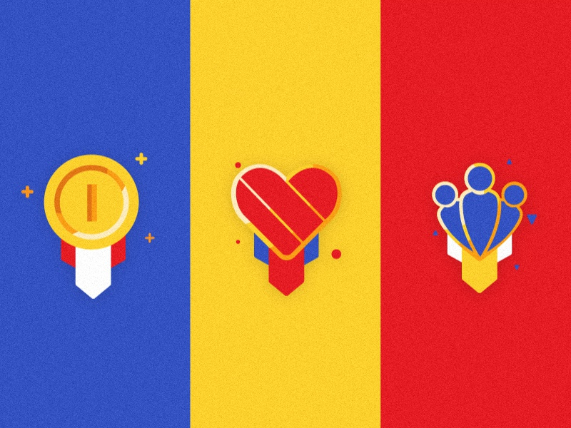 Perks design visual social community health finance perks illustration badge icon