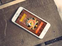 Shocktop Social App