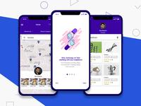 Exchange App Ui Kit