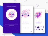 Intro Screens Idea