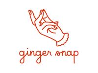Ginger Snap Logo Refresh