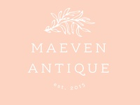 Antique Market Logo Concept