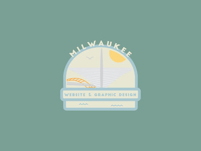 2nd label for Graphic Terrace in Milwaukee