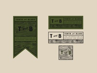 Tenth & Blake Brewing logo concept