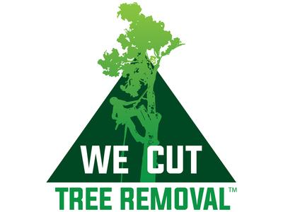 We Cut Tree Removal Logo