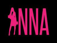 Anna Brand Logo Design anna hatcher anna hatcher logo by blake andujar logo blake andujar logo design