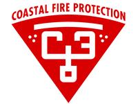 Coastal Fire Protection Logo Design