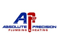 Absolute Precision Plumbing & Heating Logo