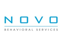 Novo Behavioral Services Logo Design