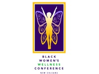 Black Women's Wellness Conference 2019 Logo