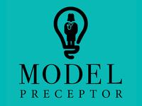 Model Preceptor Logo Design