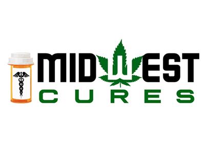 Midwest Cures marijuana medical dispensary Logo