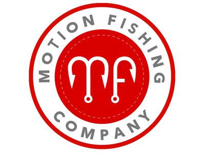 MOtion Fishing Co Logo - SUCCESSFUL BRANDING