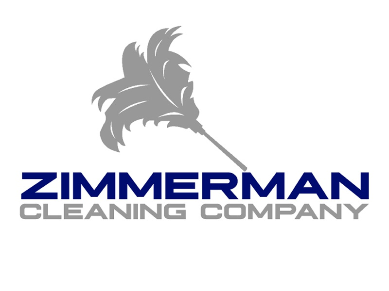 Zimmerman Cleaning Company Logo zimmerman logo zimmerman cleaning company