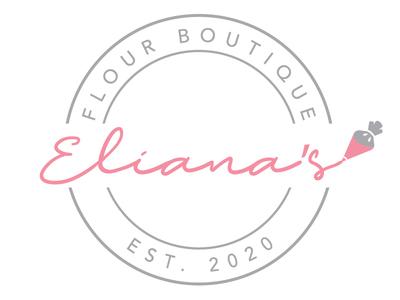 Eliana's Flour Boutique Logo Design