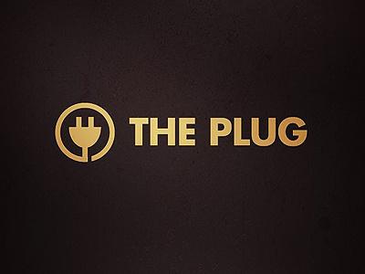 The Plug Logo design logo