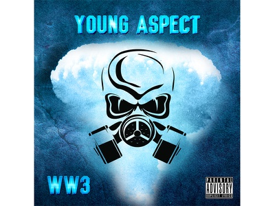 Young Aspect WW3 Album Art album art mixtape album