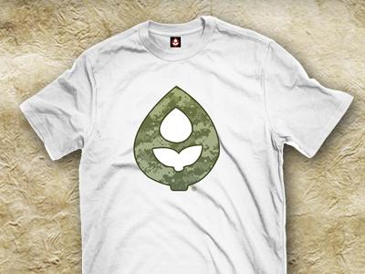 CROPS® OG Green Camo Logo