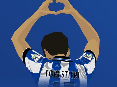 Fernando Forestieri - 1997/99 Home