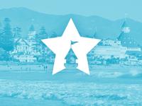 San Diego event logo