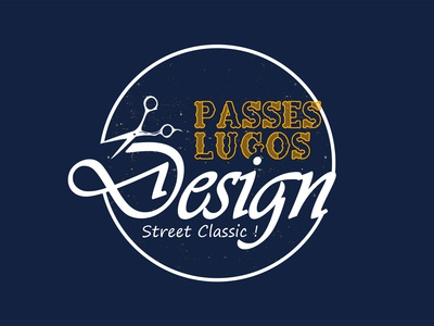 Clothing Industry Logo Design