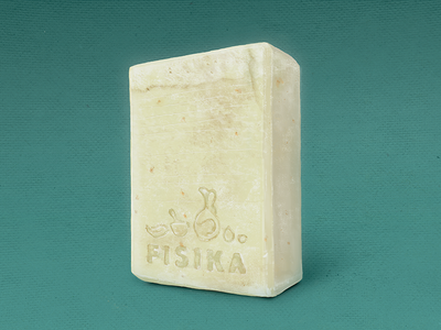 Fisika Soap Illustration photoshop olive oil skincare bomburo natural fisika organic soap inspiration illustration