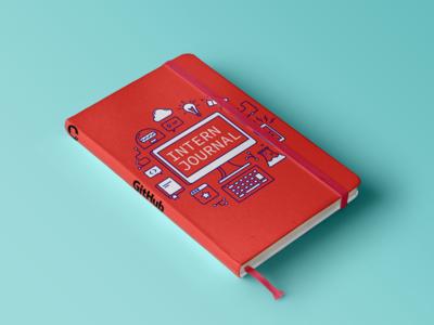 Branding for GitHub Summer Interns